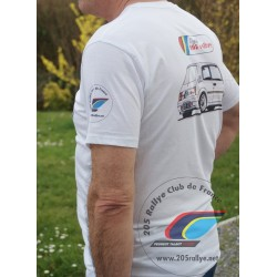 """T-shirt """"Esprit205 Rallye"""""""